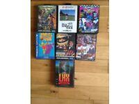 7 Sega Mega Drive games for £25