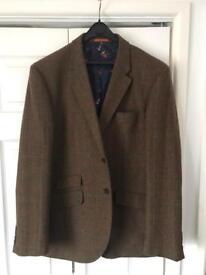 Tweed Blazer 46R