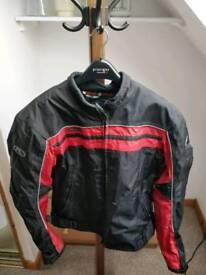 Mens FieldSheer Motorbike Jacket size L brand