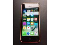 iPhone 5c smartphone pink 02