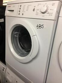 BOSCH WASHER VERY CLEAN AND TIDY