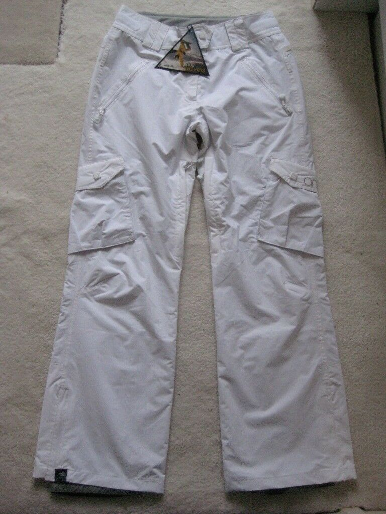 Genuine Brand New Animal Technical Ladies Snowboarding Pants - Size 8