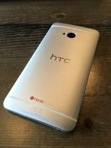 HTC M7 32GB Silver UNLOCKED - READY TO GO! Guaranteed Activation + No Blacklist