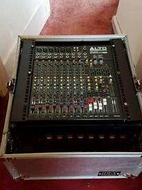 alto professional mixing desk