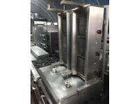 Archway doner machine