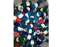 19 Dram Capital Bags Smell Proof Squeeze Top Pots + Labels For Sale *BEST PRICES*