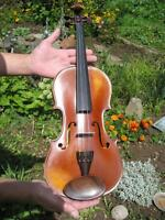 Superb violin Leon Mougenot 1910Violin