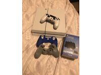 PS4 for sale with accessories