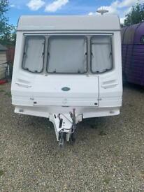 Sterling 4 berth carvan