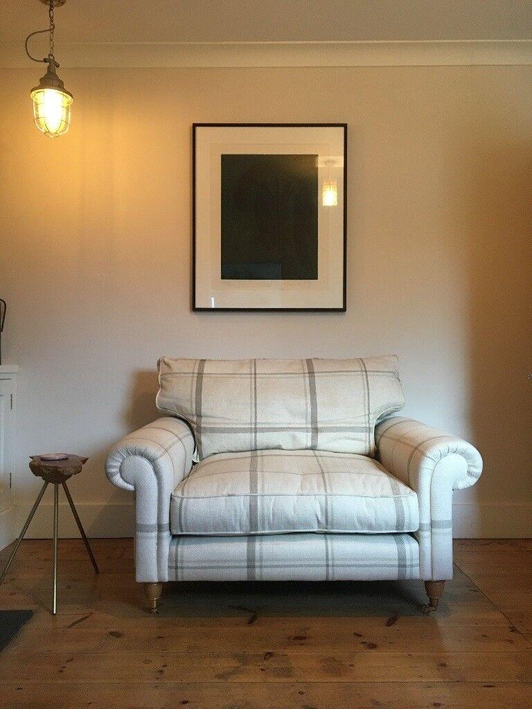 Laura Ashley love seat / armchair