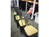 4 New Dining Chairs
