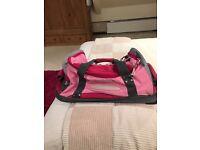 Revelation travel bag on wheels Bargain