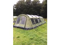 Outwell Drummond 7 tent (2017)