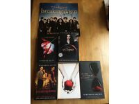 Signed twilight book and Calender .