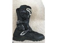 ALPINESTARS TUCAN Touring Boots WATERPROF !! £ 185 o.n.o