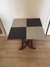 Vintage/ Retro Up Cycled Side/ Coffee Table