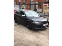 2007 AUDI S3 2.0 TFSI QUATTRO 4WD FULLY LOADED MINT CONDITION LOW MILES GTD golf r audi