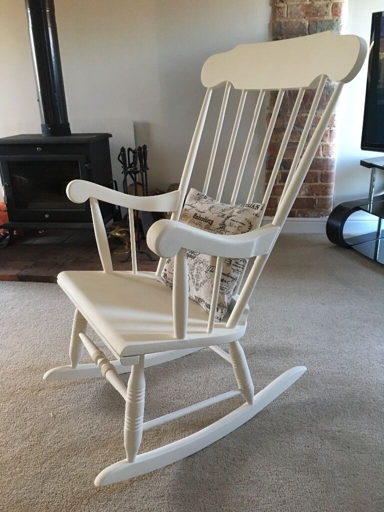 Upcycled Rocking Chair In Lincoln Lincolnshire Gumtree