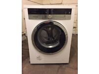 Grundig 48430W White Washing Machine - 1 yr old