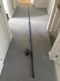 Sea fishing rod 12 ft for sale in Liverpool Broadgreen