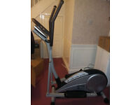 Kettler Zenith Magnetic Cross Trainer - Free Delivery