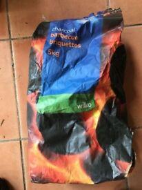BBQ briquettes 5KG charcoal NEW