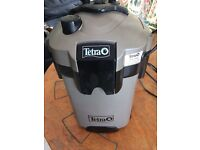 TETRA EX 600 filter , AIR F2 PUMP AND EDEN 425 HEATER ALL IN GOOD CONDITION PLUS TUBES FOR FILTER