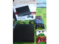 PlayStation 3 Console & Games