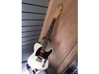 Fender telecast rick parfitt Electric Guitar stratocaster USA