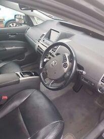 Toyota Prius T Spirit 1.5L Metallic Grey 2008 72,000 Sat Nav Parking Camera Toyota Serv History