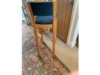 Free kitchen breakfast stool