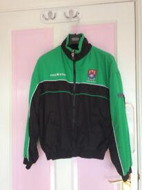 Albyn School PE track suit top