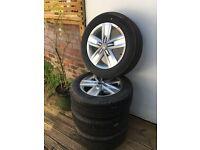 For Sale -BRAND NEW - VW Kombi alloy wheels & tyres