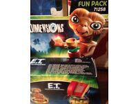 E.T. Fun Pack Lego