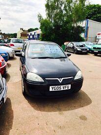 ** 2005 (05) - Vauxhall Corsa 1.2i 16V Design [80] 3dr **