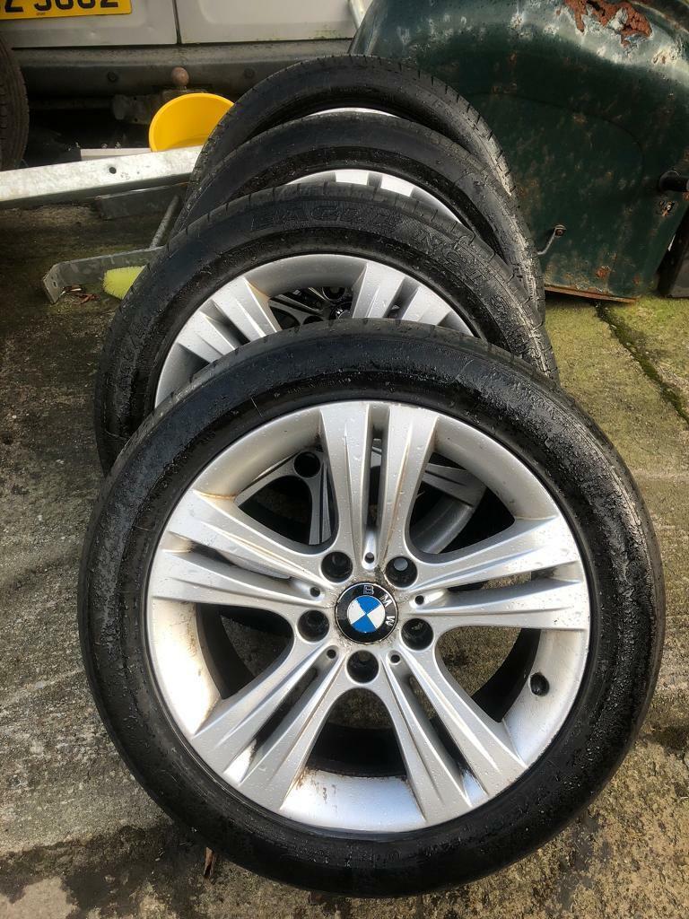17 Bmw Alloy Wheels In Strabane County Tyrone Gumtree