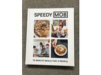 Speedy Mob Cookbook - Brand New