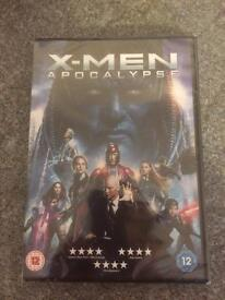 Xmen Apocalypse DVD