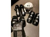 Kickboxing Martial Arts Kit