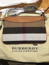 Burberry bag with Tags