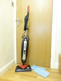 Hoover SteamJet Dual Head Stick/Upright Steam Cleaner/Mop – Excellent Condition
