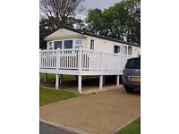 12 X 35 Luxury Europa Cyprus static caravan holiday home Witton castle. not lodge, motor home