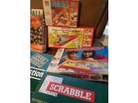 Vintage games joblot