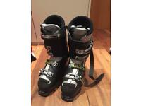 Salomon x wave skiing boots uk11