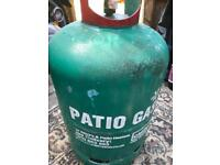 empty gas bottle 13kg