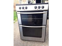 £120.00 new world sls ceramic electric cooker+60cm+3 months wraranty for £120.00