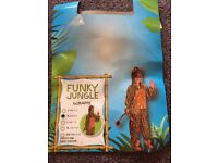 Giraffe Costume 5-6 year old ONLY £7