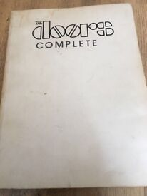 the doors complete music sheets