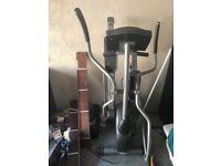 Horizon Cross trainer fitness machine