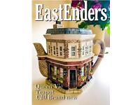 Eastender Queen Vic Teapot